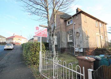 Thumbnail 3 bed flat for sale in Hillcrest Avenue, Coatbridge