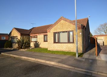 Thumbnail 2 bedroom bungalow to rent in Malvern Close, North Hykeham, Lincoln