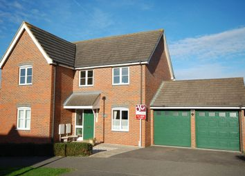 Thumbnail 4 bed detached house for sale in Speedwell Road, Seasalter, Whitstable