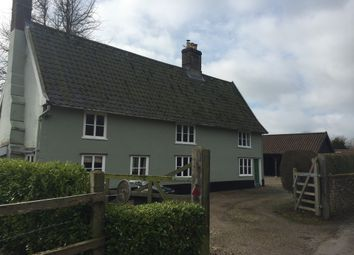 Thumbnail 3 bedroom detached house to rent in Low Road, Marlesford, Woodbridge