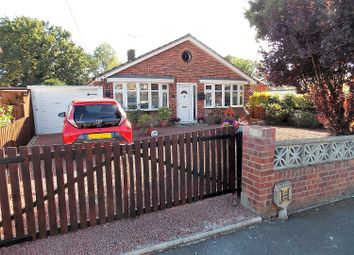 Thumbnail 3 bed detached bungalow for sale in Tennyson Avenue, Cliffe Woods