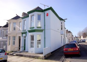 Thumbnail 4 bedroom end terrace house for sale in Maybank Road, Plymouth