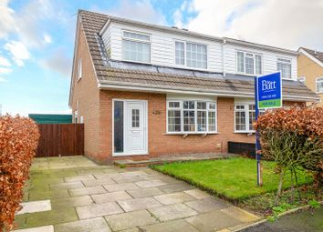 3 bed semi-detached house for sale in Bradley Hall Trading, Bradley Lane, Standish, Wigan WN6