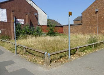 Thumbnail Land for sale in Beech Street, Crewe, Cheshire