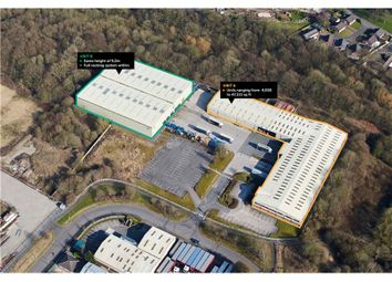 Thumbnail Warehouse for sale in Spectrum 23 Business Park, Sankey Valley Industial Estate, Junction Lane, Newton-Le-Willows, Merseyside, UK