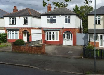 Thumbnail 3 bed detached house for sale in Church Road, Bradmore, Wolverhampton