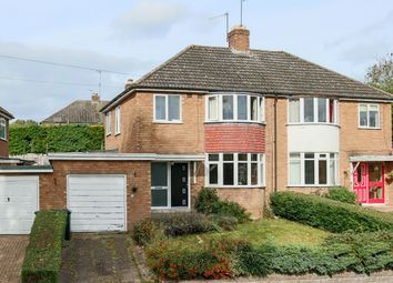 Thumbnail 3 bed semi-detached house for sale in Crabbs Cross Lane, Redditch