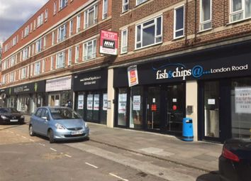 Thumbnail Commercial property to let in London Road, Enfield