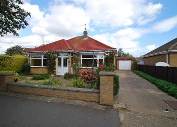 Thumbnail 2 bed bungalow for sale in Kennedy Avenue, Skegness