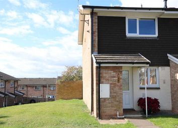 Thumbnail 2 bed end terrace house for sale in Quarry Close, Ross-On-Wye