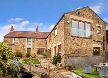 Thumbnail 4 bed barn conversion for sale in Wragby Manor Farm, Wragby, Wakefield