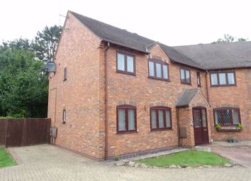 Thumbnail 1 bed flat to rent in Windsor Court, Burbage, Hinckley