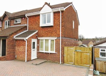 Thumbnail 3 bed end terrace house for sale in Down Road, Plympton, Plymouth