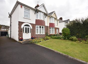 Thumbnail 3 bed semi-detached house for sale in Cwrt Sart, Briton Ferry, Neath