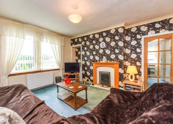 Thumbnail 2 bed flat for sale in Woodbank Crescent, Johnstone