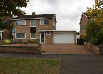 Thumbnail 4 bed detached house to rent in Putnoe Lane, Bedford