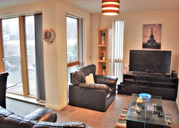 Thumbnail 2 bed flat for sale in Melia House, 2 Hornbeam Way, Manchester