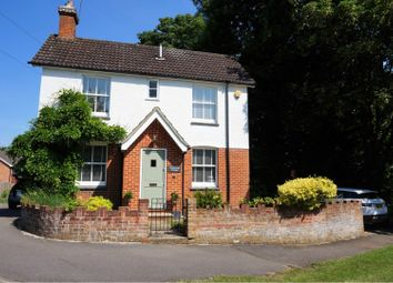 Thumbnail 3 bed detached house for sale in The Coombes, Guildford