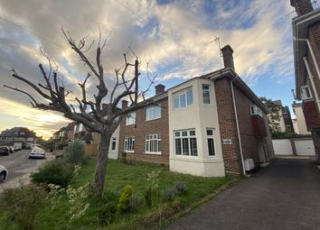 Thumbnail 3 bed flat to rent in Parkstone Avenue, Southsea