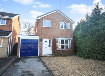 Thumbnail 3 bedroom detached house for sale in Monteagle Drive, Kingswinford, West Midlands