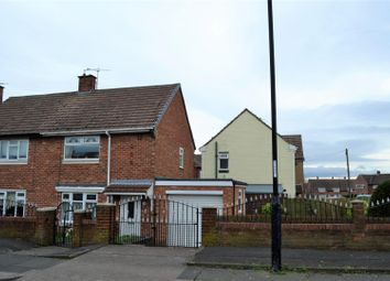 Thumbnail 2 bed end terrace house for sale in Clovelly Road, Sunderland