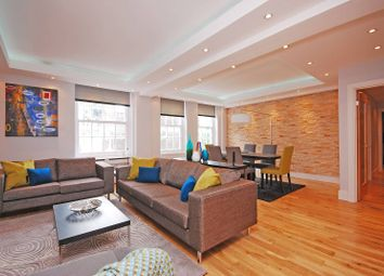 Thumbnail 3 bed flat for sale in Portman Square, Marylebone