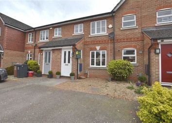 Thumbnail 2 bed terraced house for sale in Old Bourne Way, Great Ashby, Stevenage, Herts