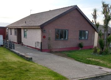 Thumbnail 3 bedroom bungalow to rent in Hafod Lon, Rhiwlas, Bangor