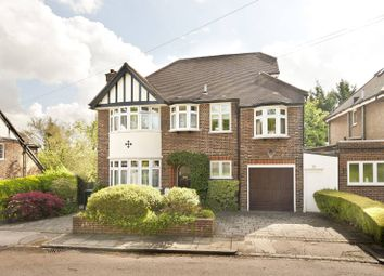 Thumbnail 4 bed property to rent in Belmont Close, Totteridge