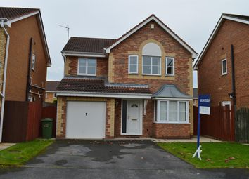 Thumbnail 4 bed detached house for sale in Penberry Gardens, Ingleby Barwick, Stockton-On-Tees