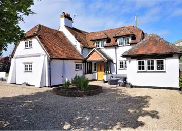Thumbnail 3 bed cottage for sale in Wantage Road, Hungerford