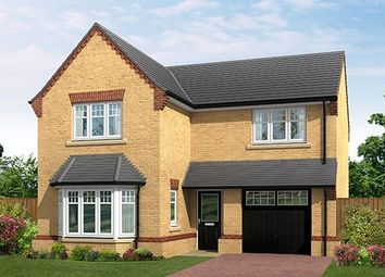"Thumbnail 4 bed detached house for sale in ""The Settle"" at Edenbrook Vale, Park Road, Pontefract"