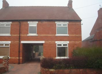 Thumbnail 3 bedroom semi-detached house to rent in Nursery Road, Sheffield