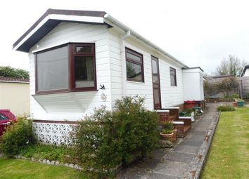 Thumbnail 1 bed mobile/park home for sale in Lion House Park, Mill Road, Hailsham