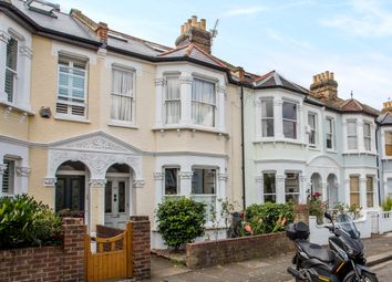 Thumbnail 5 bed terraced house for sale in Whitehall Park Road, London