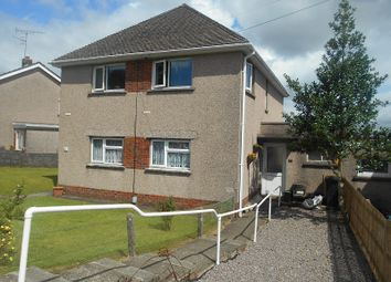 Thumbnail 2 bed flat for sale in Tregellis Road, Neath, .