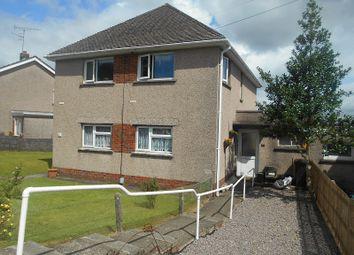 Thumbnail 2 bedroom flat for sale in Tregellis Road, Neath, .