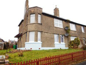 Thumbnail 1 bed flat to rent in Adamson Crescent, Dunfermline