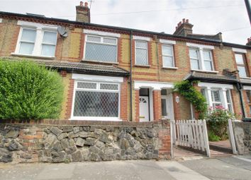 Thumbnail 3 bed terraced house for sale in Alberta Road, Enfield