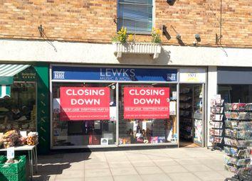 Retail premises to let in Unit 3, Wales Court Shopping Centre, High Street, Downham Market, Norfolk PE38