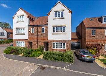 Thumbnail 4 bed semi-detached house to rent in Mortimer Crescent, Kings Park, St. Albans, Hertfordshire