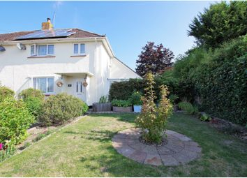 Thumbnail 3 bed end terrace house for sale in Stanley Little Road, Salisbury