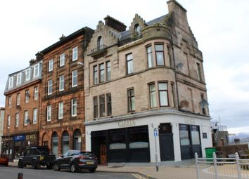Thumbnail 1 bed flat for sale in Kempock Street, Gourock