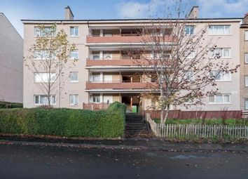 Thumbnail 3 bed flat for sale in Parkneuk Road, Glasgow, Lanarkshire