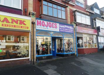 Thumbnail Retail premises for sale in Red Bank Road, Blackpool
