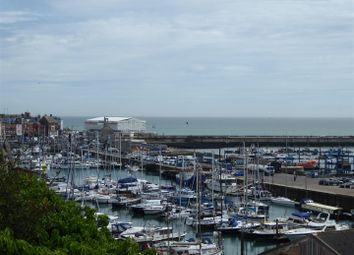 Thumbnail 2 bed flat for sale in Harbour Street, Ramsgate