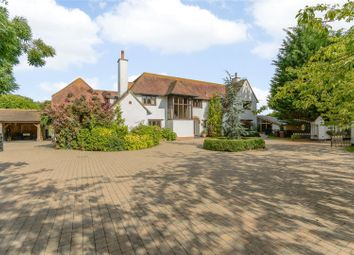 Thumbnail 5 bedroom detached house for sale in Steventon Road, East Hanney, Wantage, Oxfordshire