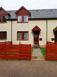 Thumbnail 2 bed terraced house for sale in Chapel Court, Grantown-On-Spey, Morayshire