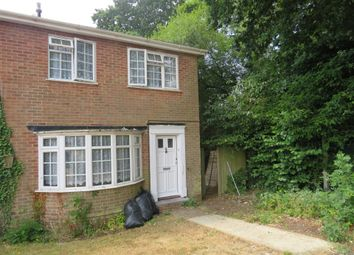 Thumbnail 3 bed end terrace house for sale in Wesermarsch Road, Cowplain, Waterlooville