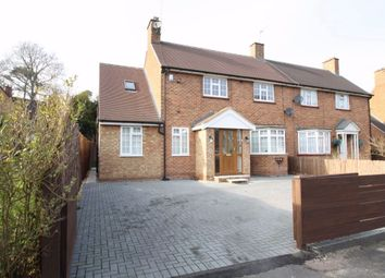 Thumbnail 5 bed semi-detached house for sale in Gaviots Close, Gerrards Cross, Buckinghamshire
